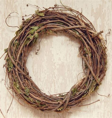 Home Decor Stores Canada Online by Grapevine Wreath 24 In