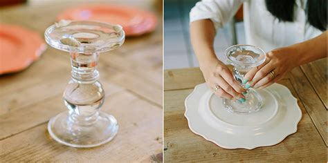 Hanging Decorations For Home 25 days of dollar tree diy day 3 cake stand passionate