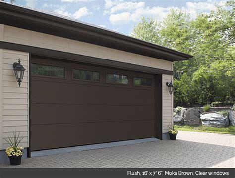 Garaga Garage Door by Flush Design From Garaga Garage Doors