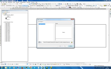 arcmap layout view page size adding map templates to layout view in arcgis desktop