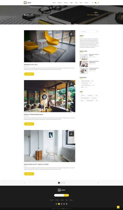 list of home design blogs arch decor interior design architecture and building