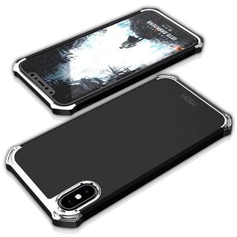 Iphone X Cover Mofi mofi for iphone x three paragraph shield pc