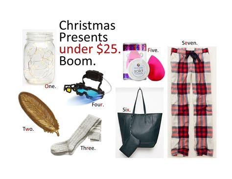 gifts under 25 30 best secret santa gift ideas under 25 cheap gifts