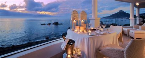 intimate wedding venues cape town cape town restaurants with a view