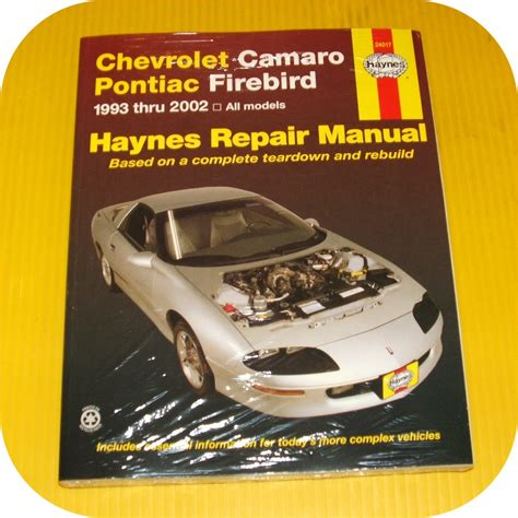 chevy camaro chilton repair manual z28 iroc z berlinetta repair manual book chevy camaro z28 lt1 ls1 firebird ta ebay