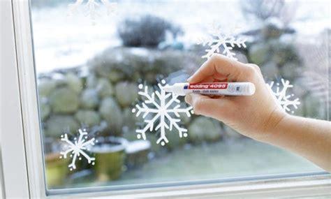 Fensterdeko Weihnachten Mit Kreidemarker by Fensterdekoration Im Advent Immer Wieder Aktuelle Ideen