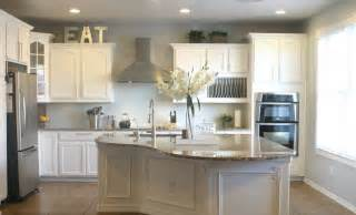 Kitchen Color With White Cabinets White Kitchen Wall Cabinets Newsonair Org