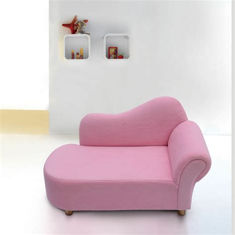 Couches For Toddlers by Children Velvet Chaise Lounger Sofa Day Bed Bedroom