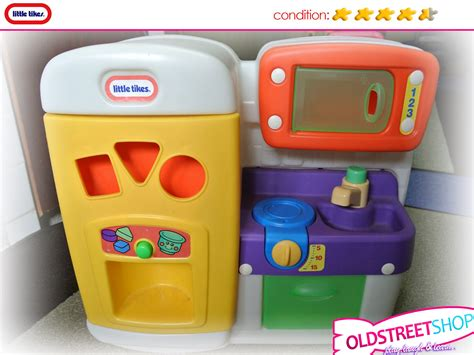 Tikes Discover Sounds Kitchen by Oldstreetshop Tikes Discover Sound Kitchen