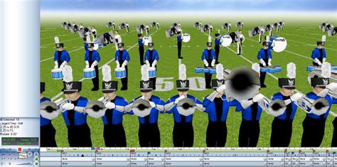 show marching