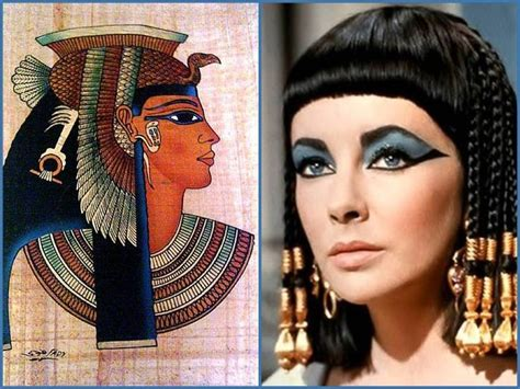 film blue cleopatra period makeup egyptian fl2014 makeup for the stage