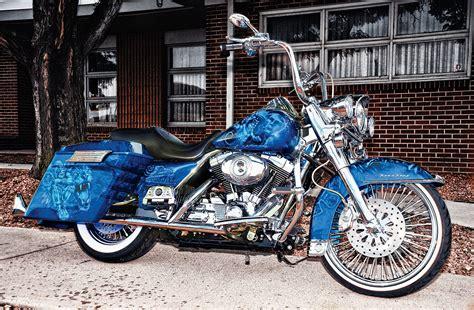 2008 Harley Davidson Road King by 2008 Harley Davidson Road King Aztec Pride