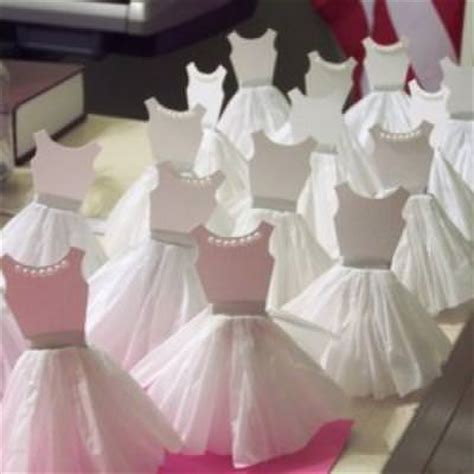 How To Make Paper Cupcake Toppers - how to make paper dress cupcake toppers decor