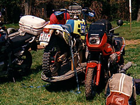 Motorrad Anh Nger Wirtz by Ard 232 Che Dany Wirz Offroad Training