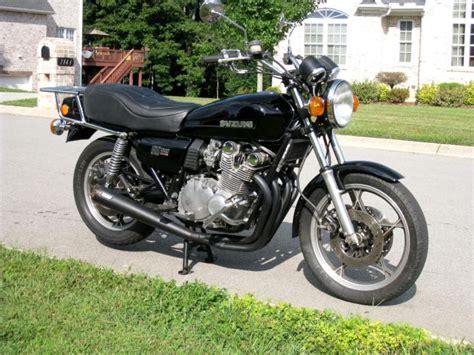 Suzuki Gs1000e Buy 1978 Suzuki Gs1000e Motorcycle An Exceptional Bike