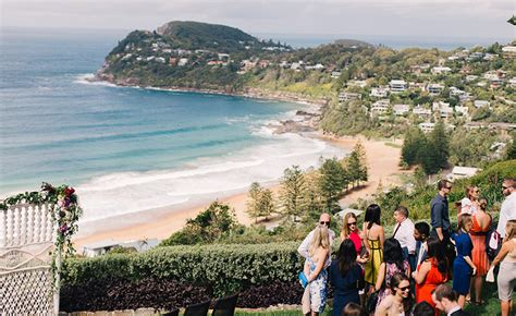 best outdoor wedding venues sydney the best wedding venues in sydney and nsw