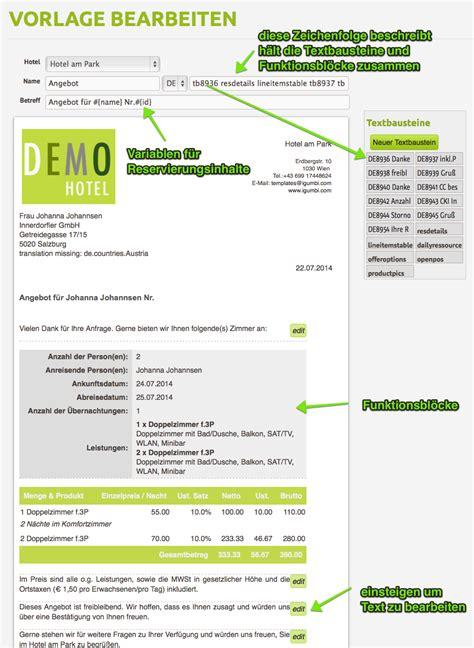Vorlage Angebot Restaurant Hotelreservierung Angebot Buchungsbest 228 Tigung Rechnung Vorlage Muster