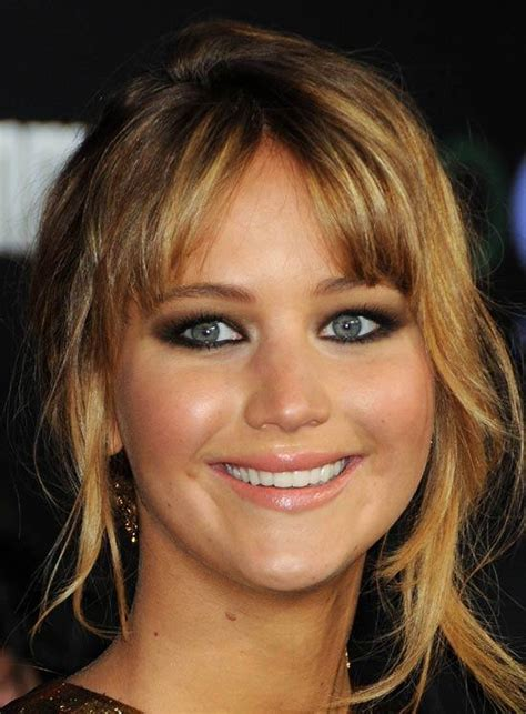 jennifer lawrence makeup tutorial jennifer lawrence eye makeup tutorial mugeek vidalondon