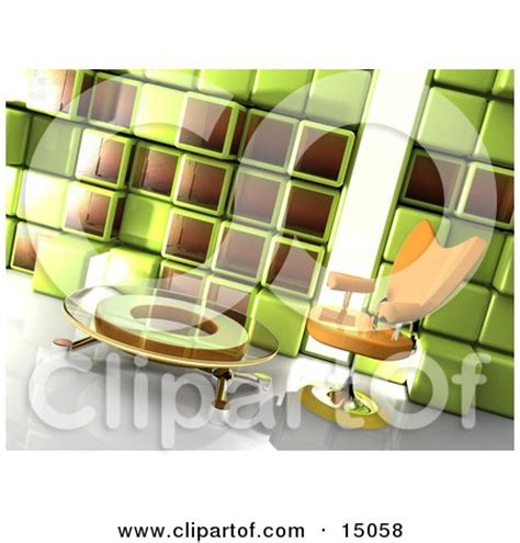 Brown Living Room Clipart Clipart Illustration Of Two Orange Figures Lifting