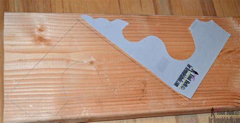 Wood Corbel Patterns Remodelaholic Diy Vintage Inspired Corbel Building Plan