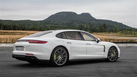 porsche panamera turbo porsche panamera turbo s e hybrid 2017 review by car