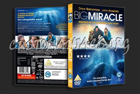 Big Miracle Free Megavideo Big Miracle Dvd Cover Dvd Covers Labels By Customaniacs Id 181908 Free Highres