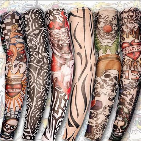 cool cheap tattoos popular sleeves buy cheap sleeves