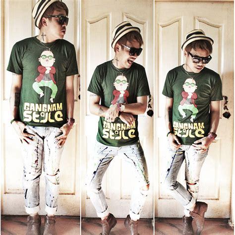 manen longkumer zara hat thrift sun glasses bangkok