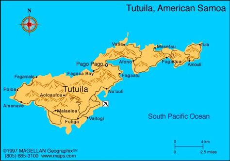 american samoa map american samoa is an unincorporated territory of the united states located in the south pacific