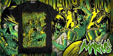 Killing Me Inside T Shirt by Killing Me Inside T Shirt Design By Markusmanson Mintees