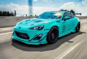 Toyota Frs For Sale Blue Rocket Bunny Toyota Gt 86 Scion Frs Subaru