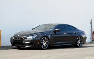 Eas Bmw Frozen Black Bmw M6 Gran Coupe By Eas