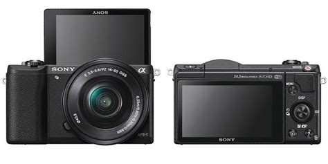 Kamera Mirrorless Sony A5100 sony a5100 kamera mirrorless terkecil dan terkencang