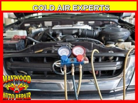 ac repaircharging maywood auto repair independence