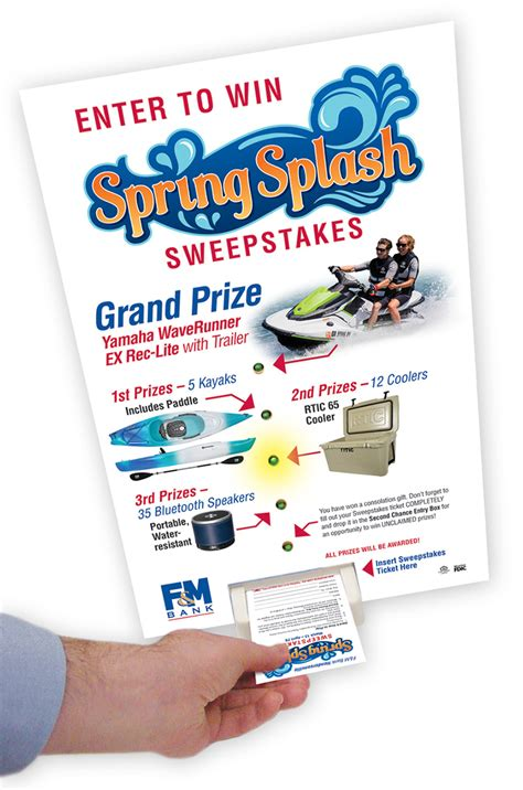 Unclaimed Sweepstakes Prizes - f m bank sweepstakes