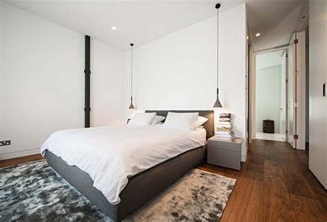 Pendant Lighting Bedroom 21 Exles Of Bedrooms With Bedside Pendant Lights Contemporist