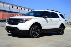 2013 ford explorer sport review test drive