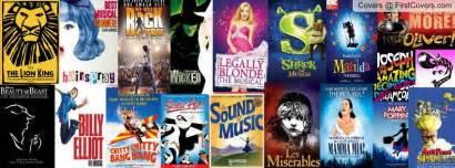 Musicals In Great Broadway Musicals
