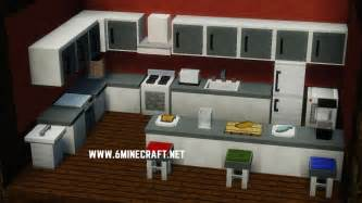 Minecraft Furniture Kitchen furniture mod 1 12 1 11 2 1 10 2 1 9 4 for minecraft