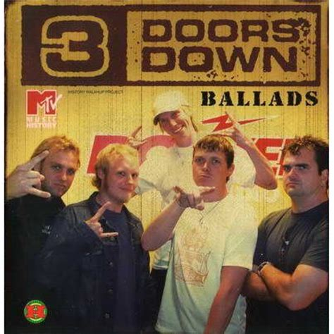 3 Doors Songs by Ballads 3 Doors Mp3 Buy Tracklist