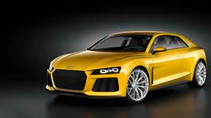 audi r6 concept in the works