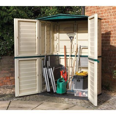 armadietti per esterno in resina armadi da esterno resina armadi giardino armadi in
