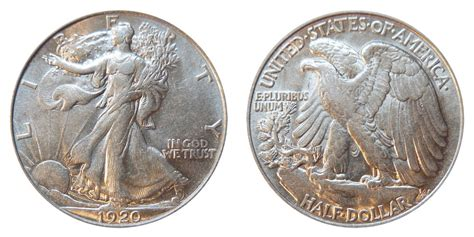 1920 silver dollar 1920 walking liberty half dollars value and prices