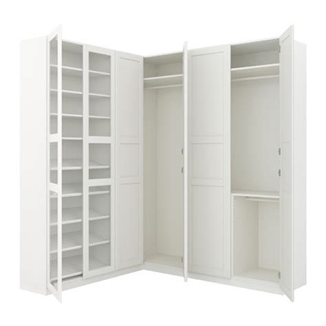 Corner Pax Wardrobe by Pax Corner Wardrobe 210 188x236 Cm