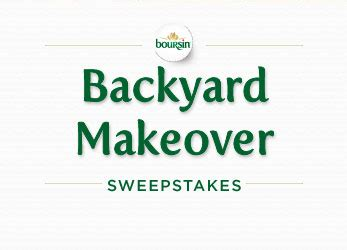 backyard makeover sweepstakes appliance giveaways sun sweeps