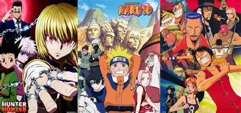 top 10 best anime 10 best shounen anime of all time reelrundown