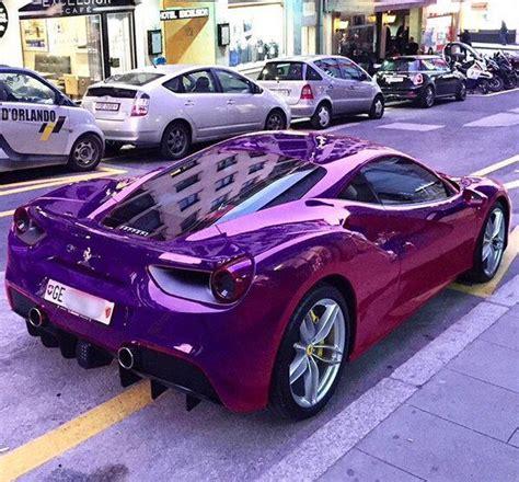 purple ferrari 338 best images about cars on pinterest cars c class