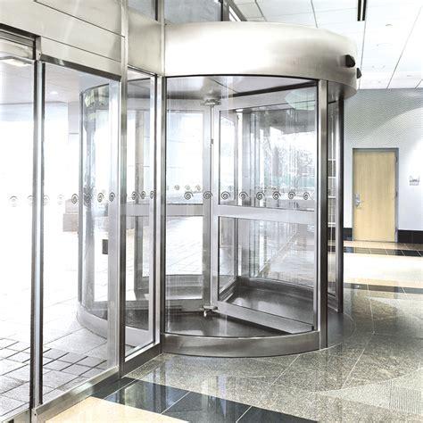 crane 2000 series revolving door world class style and