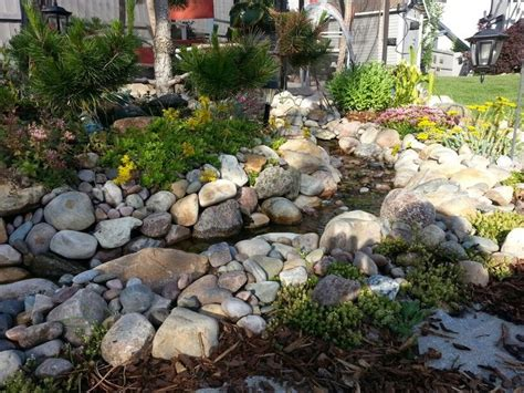 diy backyard stream winding diy stream stream pond pinterest