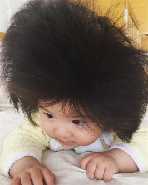 girl    months    hair